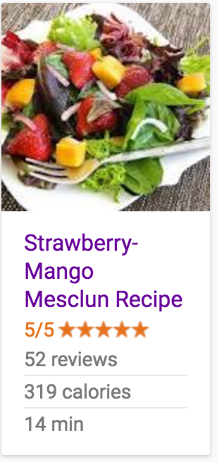 recipes-rich-snippets