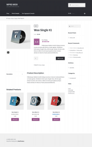 WPRS WooCommerce Add-on User Votes Reviews