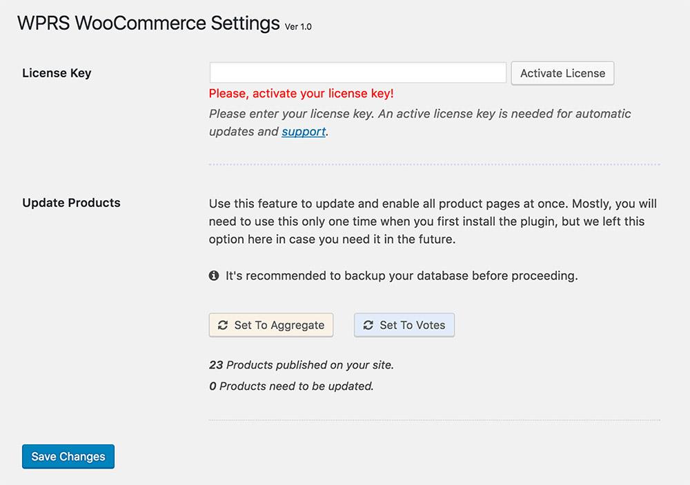 WPRichSnippets WooCommerce Integration Add-on