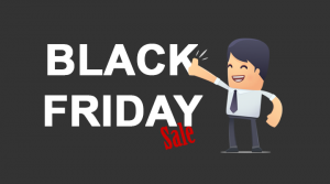 BlackFriday Sale 2017: Get Your 50% Discount Code